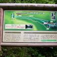 03.滝への案内図