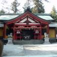 4.新橋浅間神社 本殿