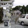 1.御沢神社の外観