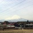 3.道の駅:ふじおやまから見た富士山